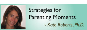 Strategies for Parenting Moments