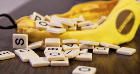 Bananagrams with an 8-Year-Old