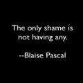 Don't Be Shameless!  Why Good People Feel Shame