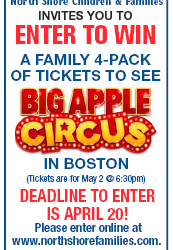 Win Tickets to the Big Apple Circus