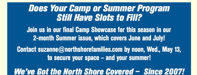 Summer Showcase Info