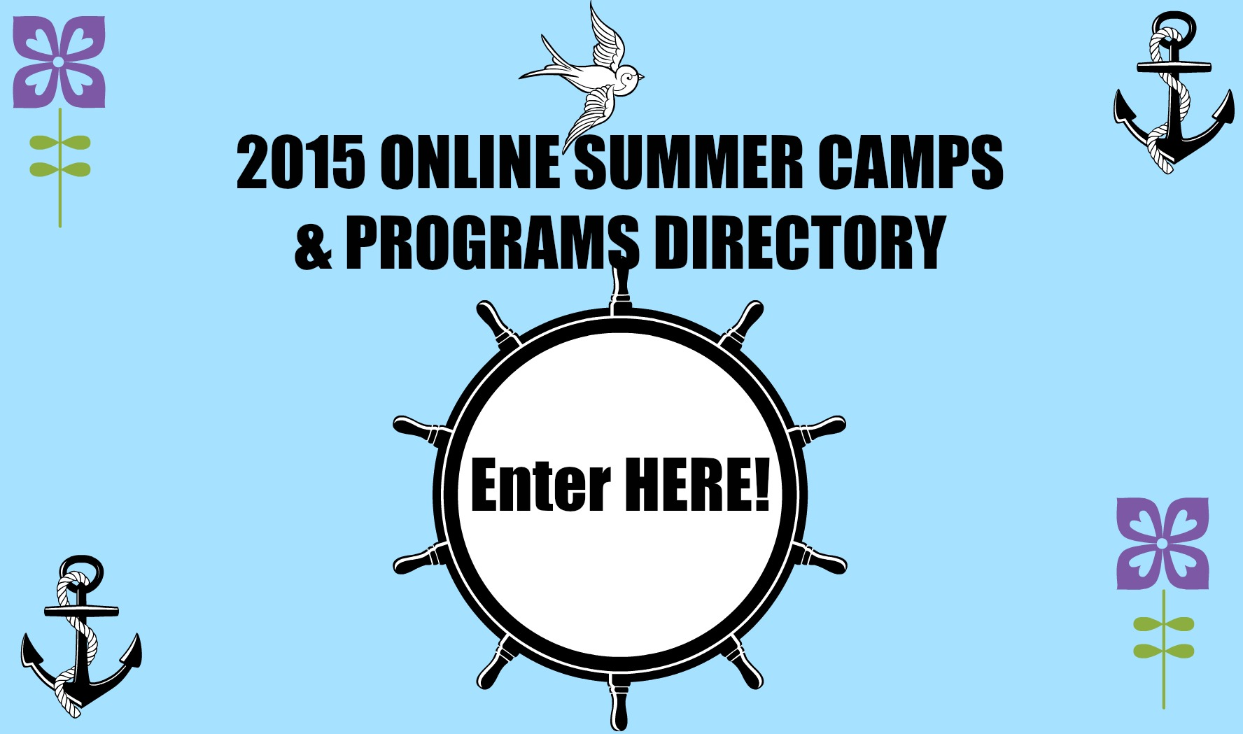2015 Online Summer Camps & Programs Directory