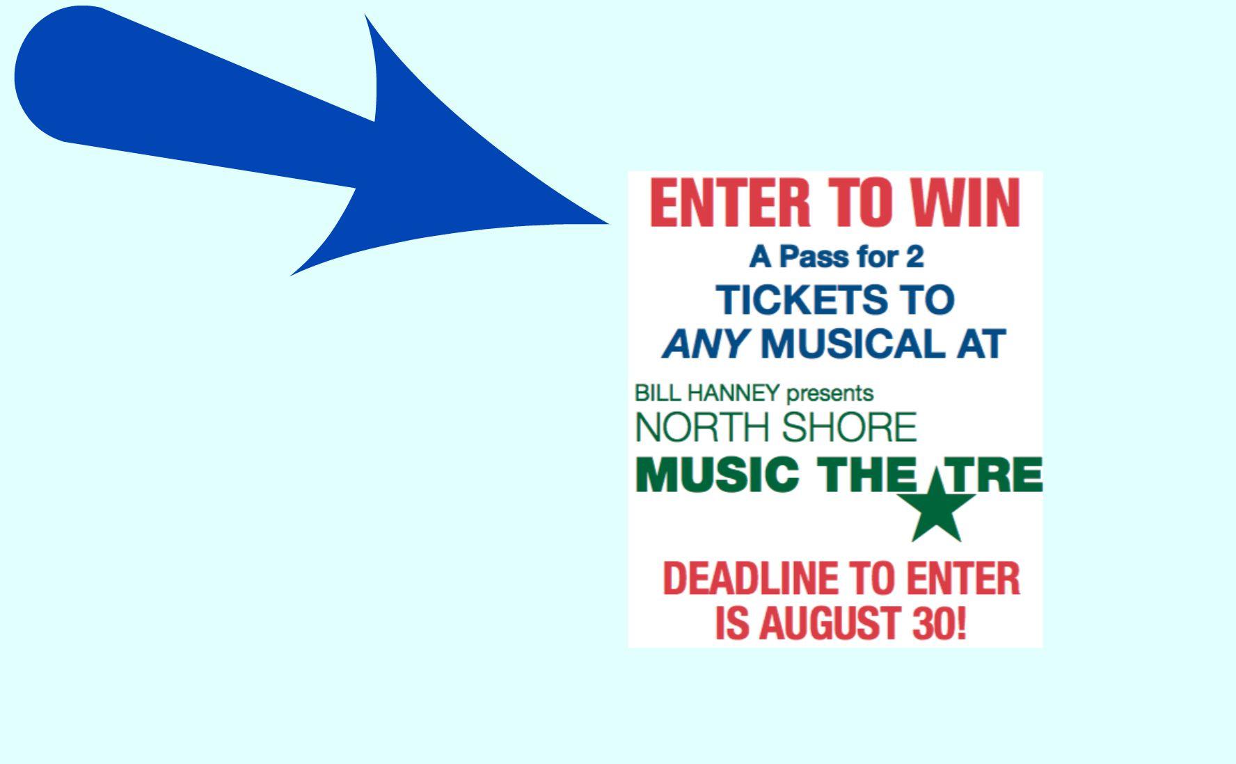 Enter to Win Aug 2015 Contest