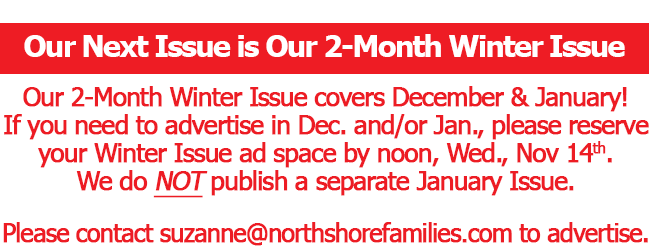 Winter Issue Advertising