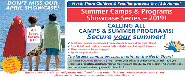 Camp Showcase Advertisement
