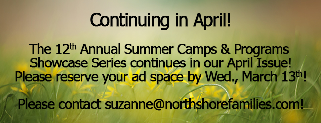 Summer Camp Advertising Deadline