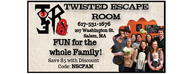 Twisted Escape Room