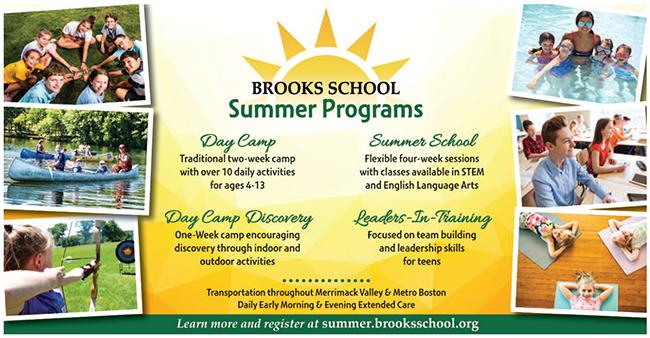 Brooks School Summer Programs