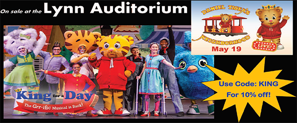 Lynn Auditorium – Daniel Tigers Neighborhood
